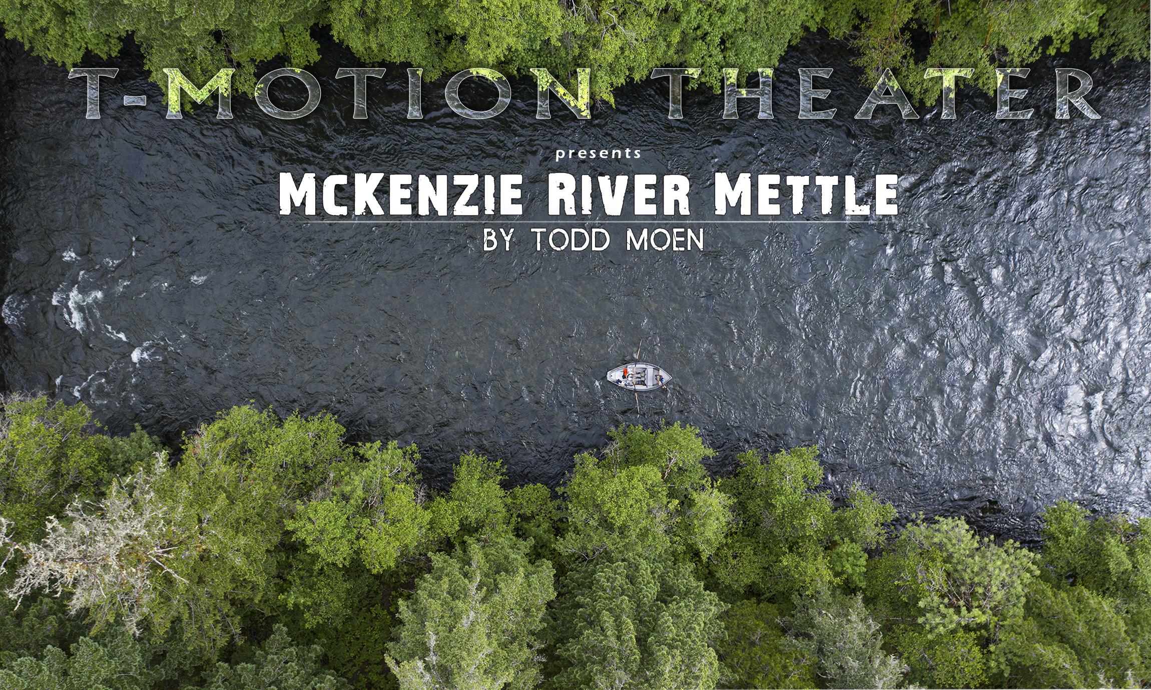 McKenzie River Mettle Catch Magazine
