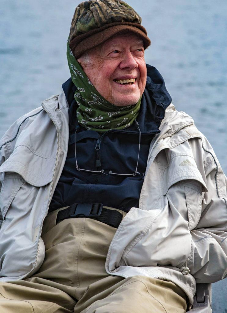 Jimmy Carter Catch Magazine